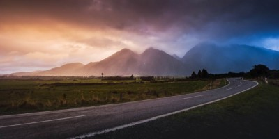 NZ Landscape photography prints and canvas.