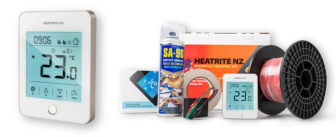 Product Photography for Heatrite NZ